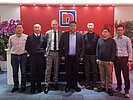Frank Niemann at Nippon Paint China
